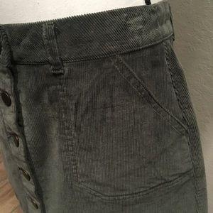 Jolt Skirts - Corduroy skirt